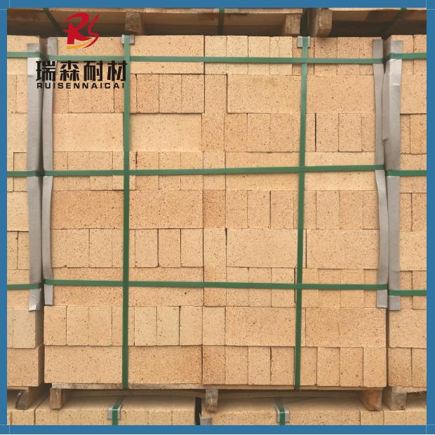瑞森耐材黏土砖,郑州生产粘土耐火砖规格尺寸