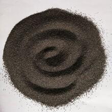 生產固定爐傾倒爐棕剛玉噴砂用棕剛玉圖片