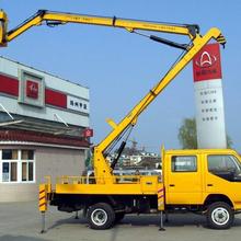 普洱升降车租赁公司图片
