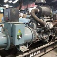 鄂州二手發電機回收點圖片