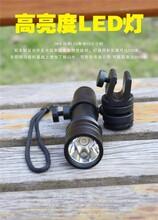 微型消防站佩戴式頭燈消防裝備