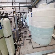 湖州熔噴布水駐極設備EDI超純水設備廠家