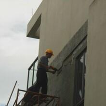 坪山区外墙防水施工图片