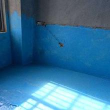 花都区卫生间防水补漏工程施工图片