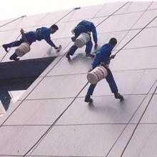 長沙專業外墻清洗團隊圖片