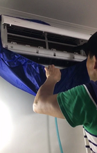 天心區專業維修空調深度清洗價格圖片