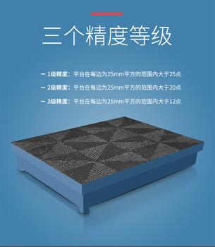 铸铁平台铸造注意事项与生产流程