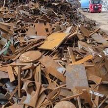 青浦区废钢回收站图片