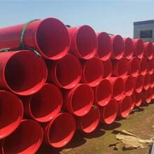 大祥區地埋環氧粉末防腐鋼管生產工藝圖片