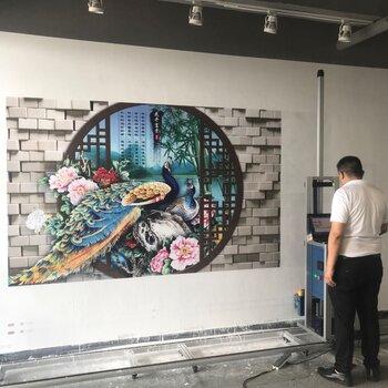墻面繪畫機墻體彩繪機戶外墻面噴繪機文化墻彩繪機