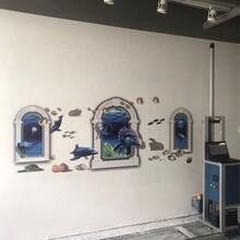 文化墻體打印機墻體彩繪機墻面噴繪彩繪機繪畫印刷設備