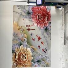 墻體彩繪機噴繪機3D立體戶外室內一體機墻體繪畫打印機大型