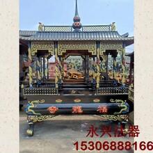 南宁铸铁一层八龙柱香炉生产厂家图片