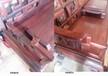 杭州上城家具維修,油漆傷痕修復