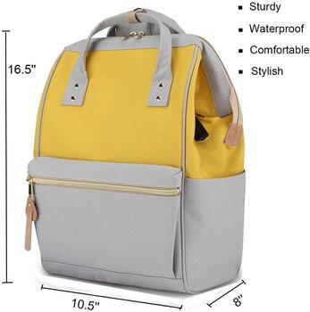 上海雙肩媽咪包寵物包帆布女包工具包禮品背包貼牌訂做廠家