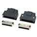 SCSI,CN-50P,按鍵式焊線公頭,MDR-50P,伺服插頭
