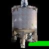 不锈钢搅拌罐涂料油漆5吨化工原料搅拌罐真空加热混合釜
