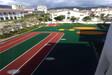 塑胶跑道,硅PU球场,EPDM塑胶地面及草坪材料厂家直销