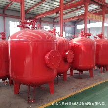 壓力式泡沫罐泡沫滅火裝置壓力式比例混合裝置