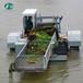 廣西水生植物清理水面垃圾清理設備水草打撈清潔船