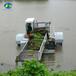 山西內河水葫蘆打撈船水下植物打撈船水面雜草收割船