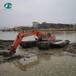 濕地水路兩棲挖掘機