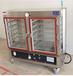 吉林電熱式落地型展示保溫柜供應商