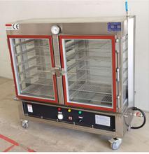 江西電熱式落地型展示保溫柜價格圖片