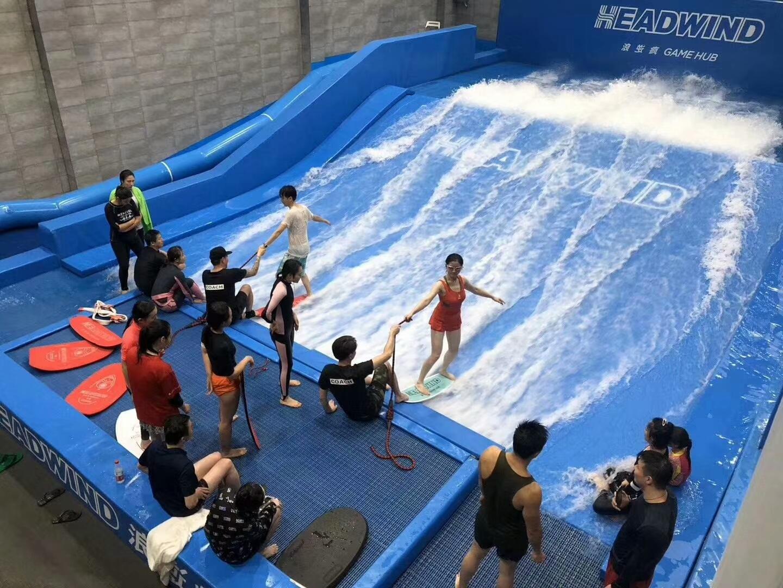 冲浪模拟器出租出售国内优质厂家双人冲浪机