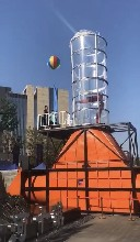 垂直風洞敞開式風洞廠家戶外風洞飛行租售圖片