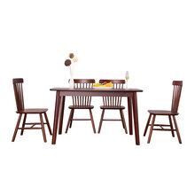北歐水性漆家具餐桌椅A仁化北歐水性漆家具餐桌椅批發
