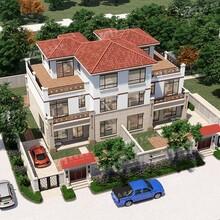 廈門自建別墅設計施工