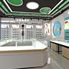 德州眼镜柜台设计图片