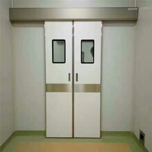 氣密門工業氣密門手術門潔凈門ICU專用門康源射線圖片