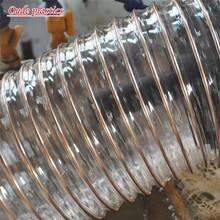 pu木器厂排木屑风管A德惠pu木器厂排木屑风管特征