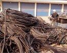 荔湾电线电缆回收站图片