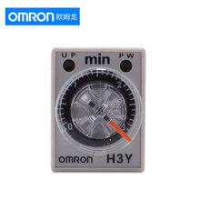 歐姆龍時間繼電器H3Y系列