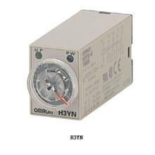 欧姆龙时间继电器H3YN