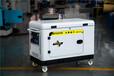 7kw靜音汽油發電機TOTO7