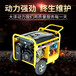 8kw汽油發電機TO9000ET