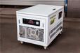 全自動12千瓦靜音汽油發電機銷售