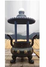 上海圆香炉厂家定制图片