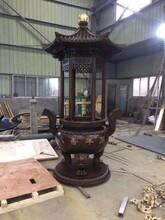 上海圆香炉厂家供应图片