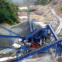 時產40-100噸的環保式制砂生線設備