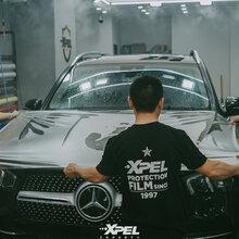 南充艾锐斯汽车贴膜、XPEL隐形车衣、保护车漆持久镜面效果图片