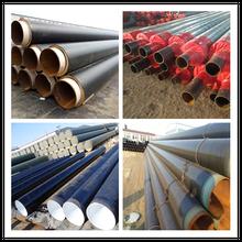 萬榮管道主營聚氨酯保溫管,鋼套鋼蒸汽保溫鋼管