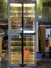 KTV酒吧酒柜定做大厅酒柜厂优游直销图片