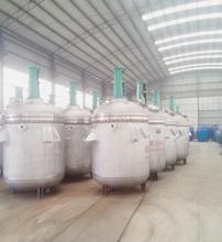 石家莊不銹鋼反應釜供應商圖片