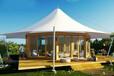 咸陽野奢酒店帳篷價格