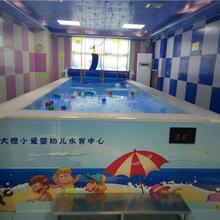 菏澤嬰幼兒泳池定制廠家